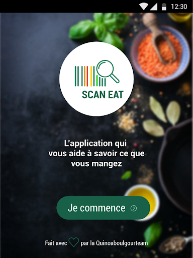 Scan Eat - Scanner alimentaire pour mieux manger  screenshots 6