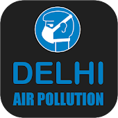 Delhi Air Pollution App - Check, Control, Protect