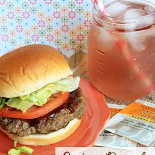 Juicy Ranch Cheddar Burgers