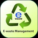 e-waste management icon