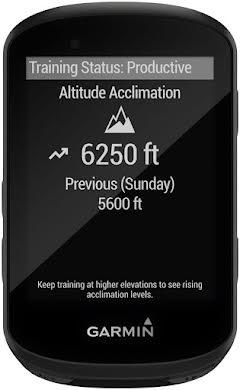 Garmin Edge 830 Speed/Cadence Bundle Bike Computer - GPS, Wireless, Speed, Cadence, Black alternate image 6