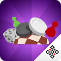 Online Board Games - Dominoes, Chess, Checkers icon