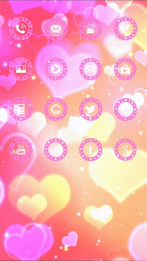 icon wallpaper dressup💞CocoPPa- screenshot