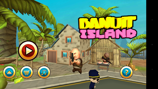 Bandit island- screenshot thumbnail