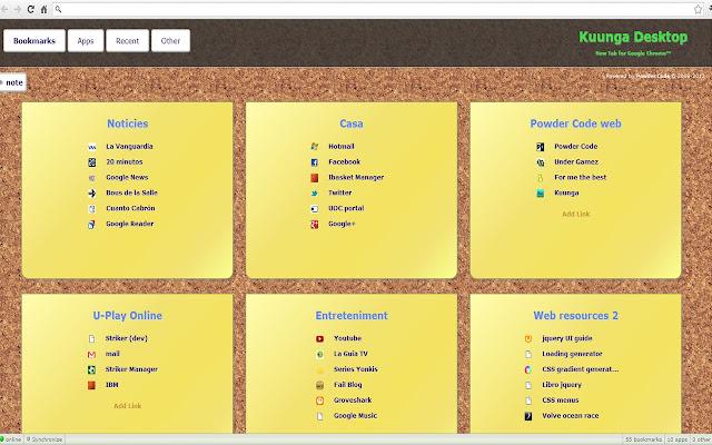 Kuunga Desktop