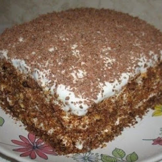 Cake Dream on the Biscuit Recipe