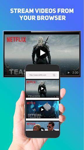 Screen Mirroring-Mobile Screen Cast to TV screenshot 3