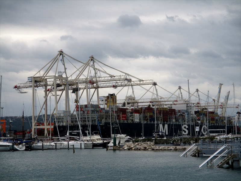 Cantiere navale di LunaStorta