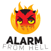 Alarm From Hell Alarm clock