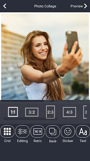 Photo collage maker screenshot 19