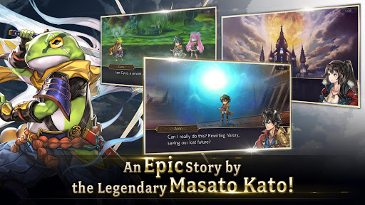 ANOTHER EDEN The Cat Beyond Time and Space 2.3.100 screenshots 2