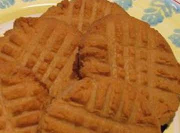 Mary's Peanut Butter Cookies