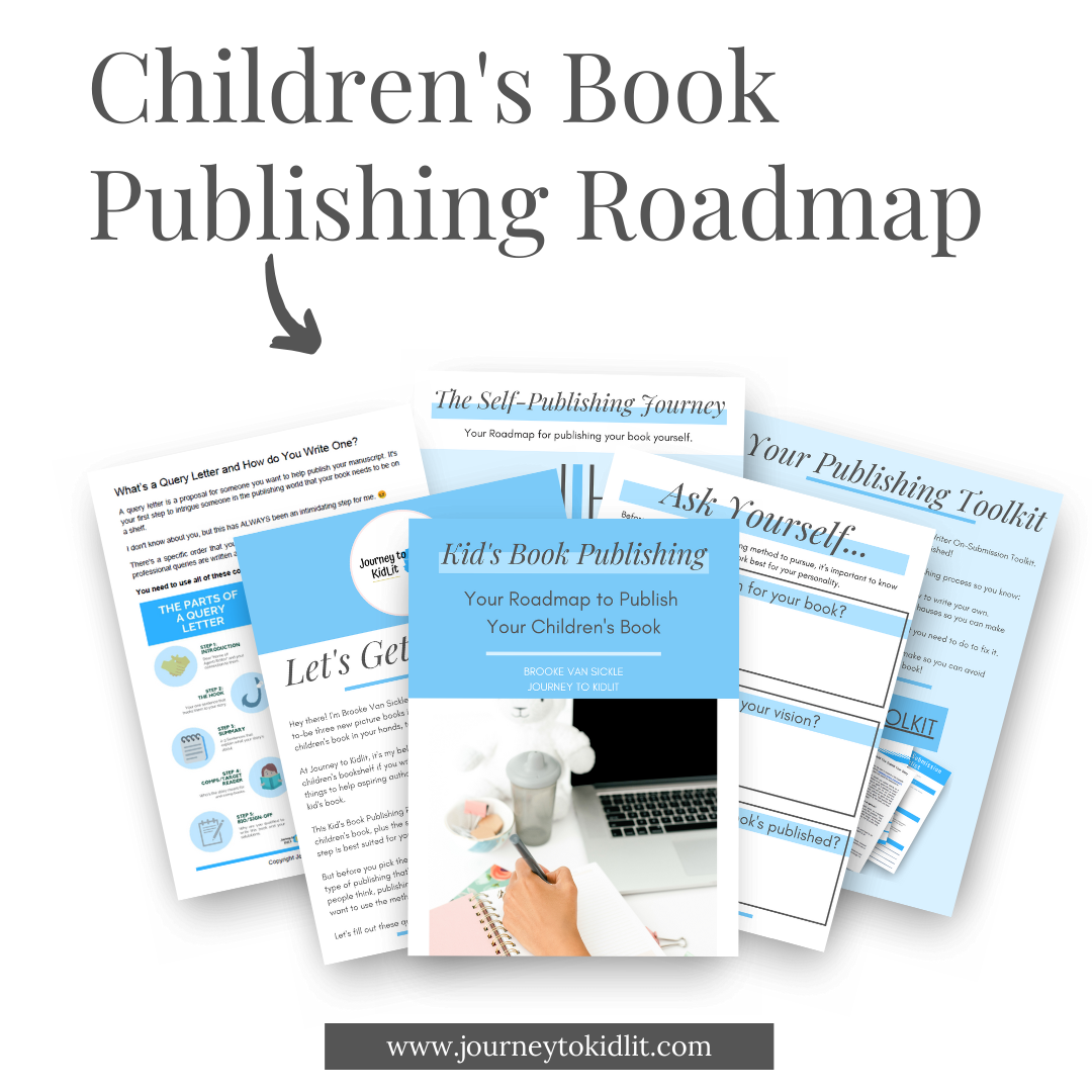 Kid's Book Publishing Roadmap