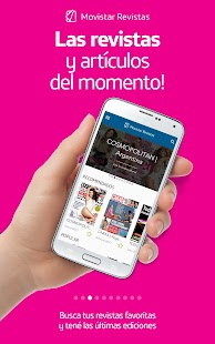 Movistar Revistas- screenshot thumbnail