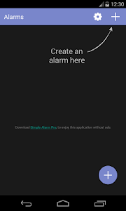 Simple Alarm Clock Free screenshot 7