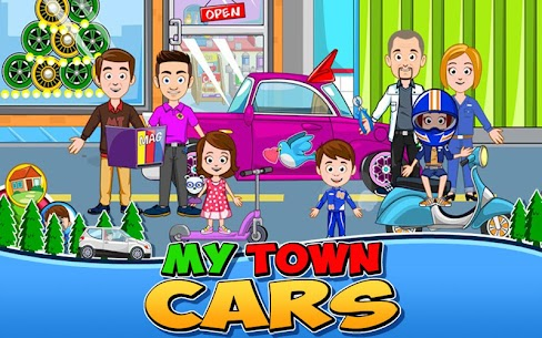 My Town : Car wash fix & drive Mod Apk Download For Android 1