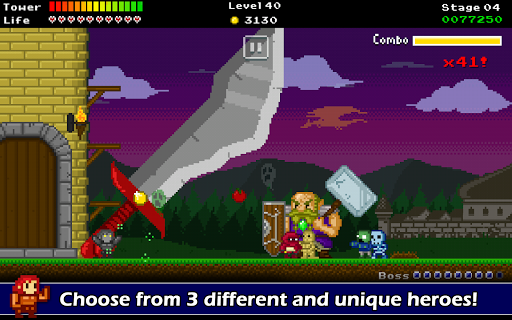 Warcher Defenders Screenshot