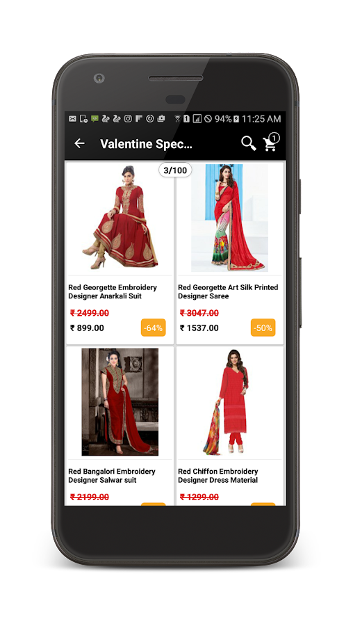 Uttamvastra: Online Shopping For Women- screenshot