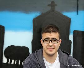Photo: ARTERIA MZN 2015. Sergio. Grafitti en los contenedores ARTERIA.