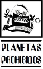 Página de inicio de Planetas Prohibidos