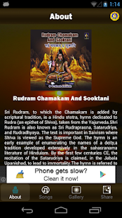 Rudram Chamakam And Sooktani - AppRecs
