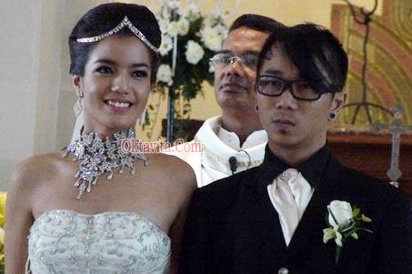 foto pernikahan sheila marcia menikah oktavita com