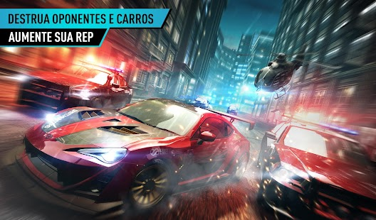 Need for Speed™ No Limits Imagen do Jogo