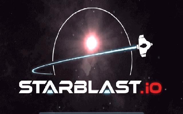 Star Blast IO Game