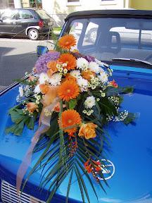 Blumen & Mehr - Hochzeitsfloristik