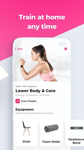 SWEAT: Kayla Itsines Fitness 5.9.2 screenshots 4