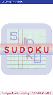 mSudoku - náhled