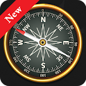 Digital Compass GPS Pro icon