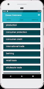 Zimsec Commerce Revision 8.0.a Latest MOD APK 1