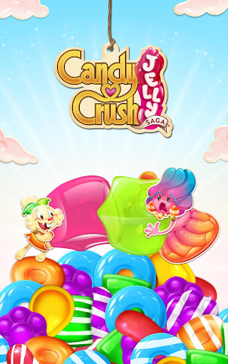 Candy Crush Jelly Saga screenshot 17