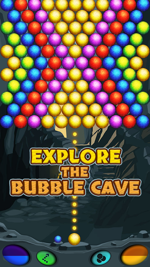 Bubble Cave- screenshot