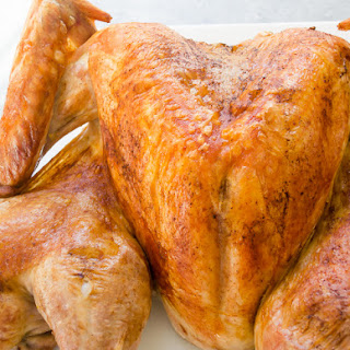 Perfect Spatchcock Turkey.