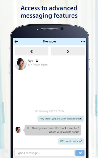 JapanCupid - Japanese Dating App 2.1.6.1561 screenshots 4