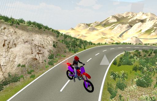 Motocross Drift Track
