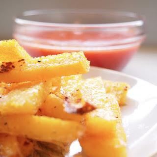 Polenta Fries.