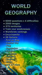 World Geography – Quiz Game 1