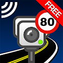 Radarbot Free - Speed Traps icon