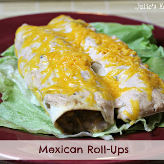 Mexican Roll-Ups