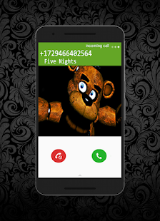 Call From FNAF - náhled