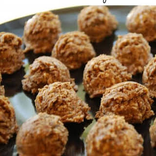 Protein-Packed Power Balls.