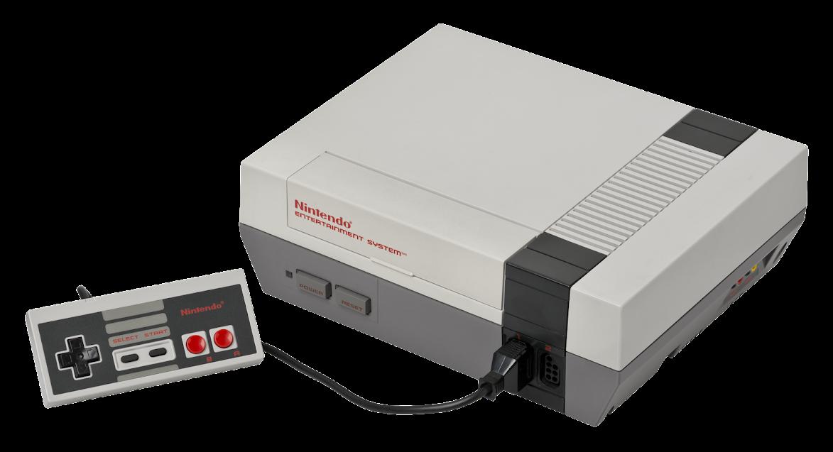 Nintendo 8-bit Konsol