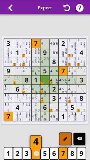 Sudoku - Free Classic Sudoku Puzzles filehippodl screenshot 7