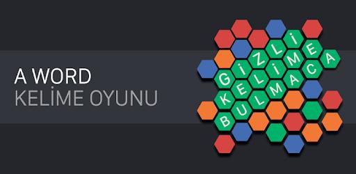 A Word Kelime Oyunu (Türkçe) game (apk) free download for Android/PC/Windows screenshot