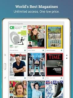 Texture - unlimited magazines screenshot 05