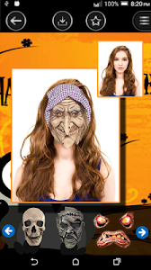 Halloween Montage Photo Maker screenshot 12