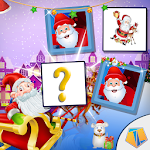 Merry Christmas Game : Memory Match Puzzle Icon